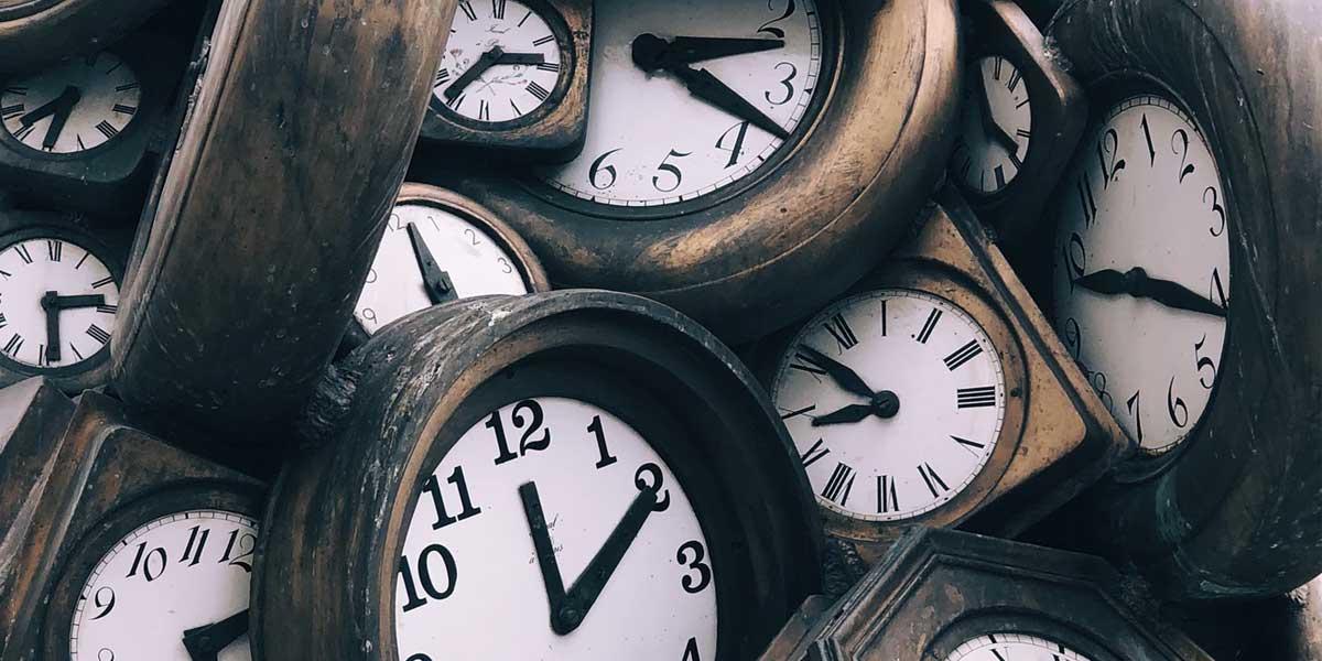 Cómo administrar tu tiempo como un profesional