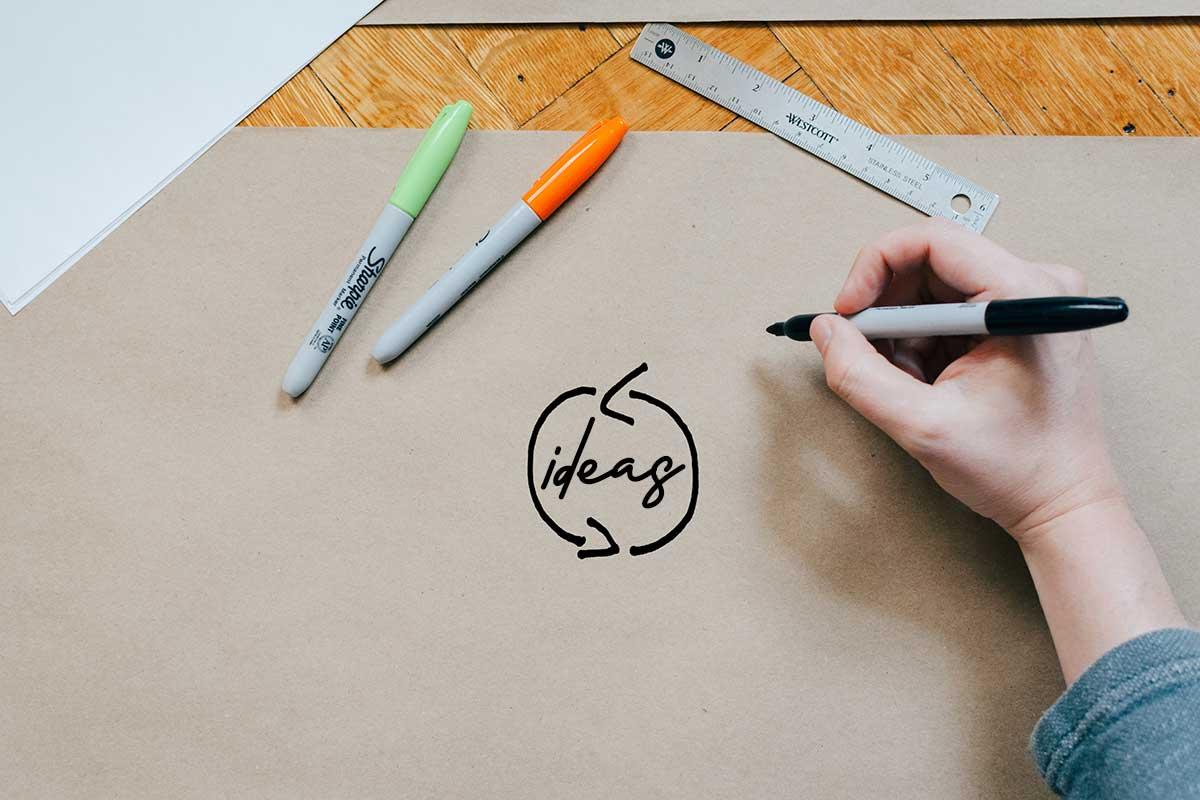 Ideas que se dibujan: los beneficios de los mapas mentales en el aula de clase