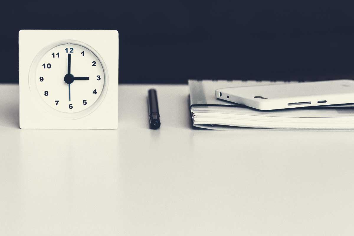 """Cómo usar """"time-blocking"""" para eliminar las distracciones y estudiar mejor"""