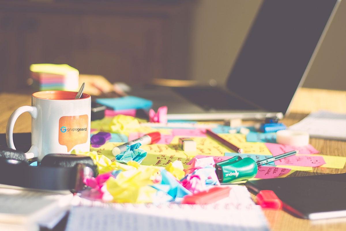 Eliminar el desorden para mejorar nuestra productividad y salud mental