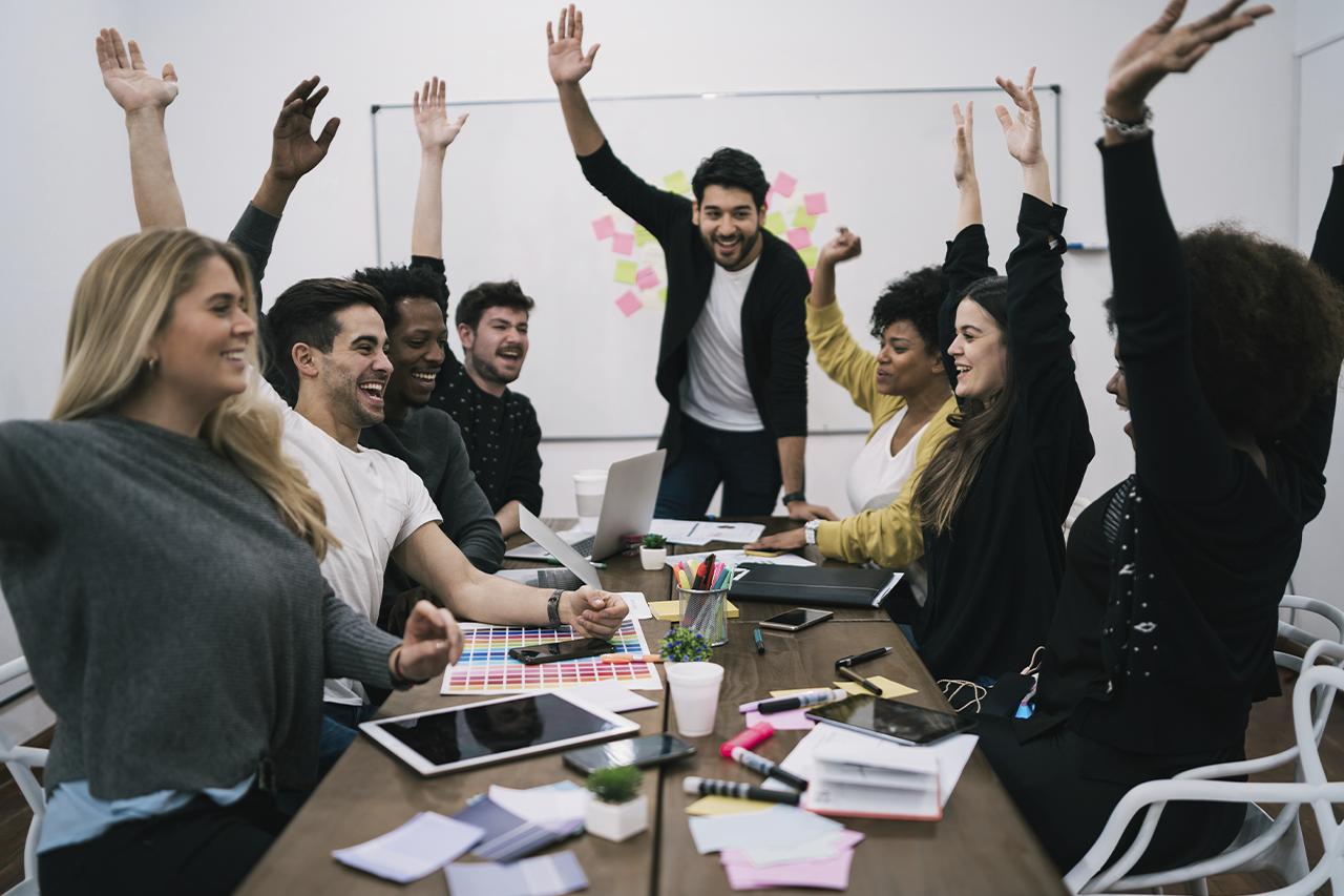 Trabajo en equipo en educación virtual - cómo fomentarlo